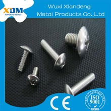 M3 M5 M6 M8 Stainless Steel 304 316 cross truss Head Screw