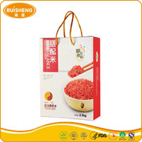 Nutritional Organic Red Rice 2.5kg Red Gains Many Kinds Of Beans