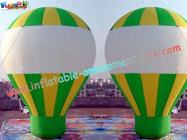 ODM Advertising Inflatables Large Ground Balloons rip-stop nylon material