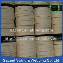 woven edge printing tape and nylon taffeta label cloth for garment accessories
