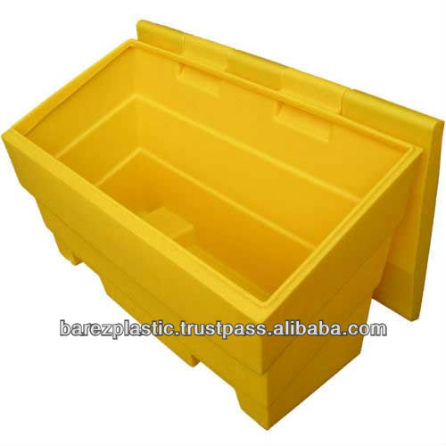 400L Salt & Sand Container (Grit Container)