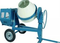 Mini type diesel powered concrete mixer CM350