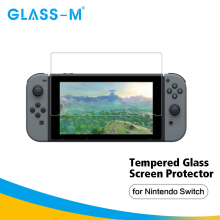 YIZE Factory Custom Tempered Glass Supplier for Nintendo Switch Screen Guard