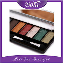 10Color New Makeup Eyeshadow Palette Eye Beauty Cosmetics Make up Set tools