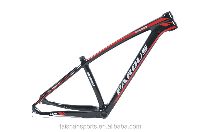 new arrival Full Carbon Mtb Frame, Mountain Bicycle Carbon mtb frame 29 super light Mtb Chinese Carbon