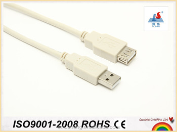 high quality usb cable AM TO BM , AM TO AF, AM TO MINI5P
