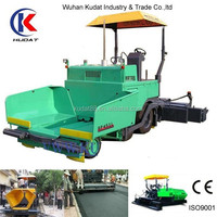 asphalt concrete paver(4.5M working width,150mm paving thickness)