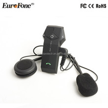 1000meters Wireless Bluetooth Intercom Hands free for Motorcycle Helmet with Remote Control