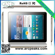 5.0MP camera 11.6 inch tablet pc leather keyboard case