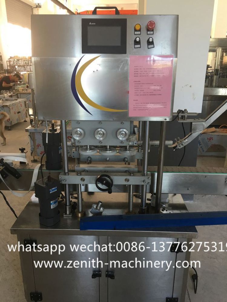 Bottle Label Sleever Shrink Wrap Machine