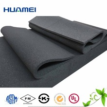 3mm soundproof foam padded boards