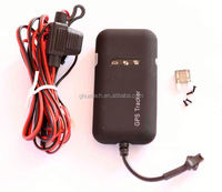 GH 9-50V Volatge obd ii gps gprs gsm car tracker For Car Motorcycle Truck Taxi and Bus