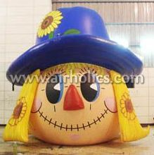 Giant Inflatable Witch for Halloween/ Inflatable Advertising Witch