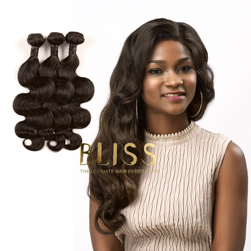 "Emerald SG 3 IN 1 Body Wave 8""-30"" No Tangle No Shed virgin remy hair"