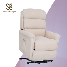 Comfortable Electric Reclinable Remote Control Elderly Chair Recliner Lift Sofa