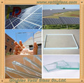 Ultra Clear Float Glass Extra Clear Solar Glass