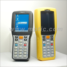 Industrial pda handheld computer with WIFI WinCE mobile data collector UE966 laser head PDA