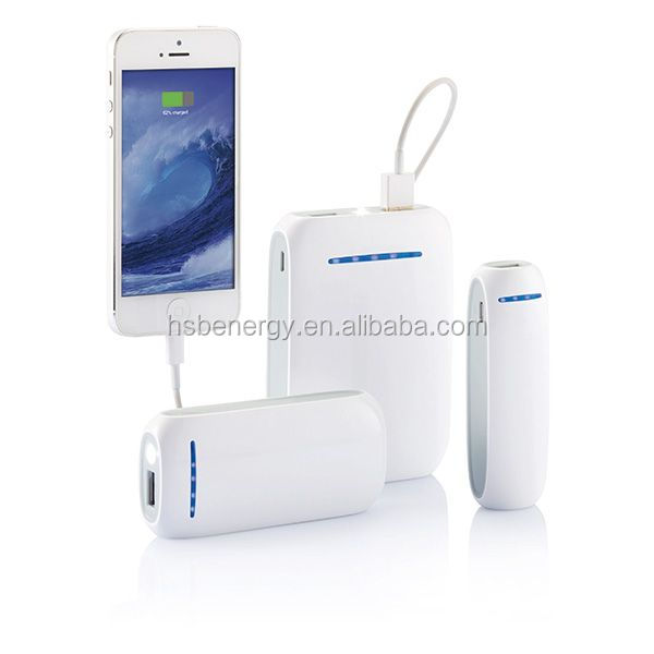 high quality manufacturer OEM 10400mah Lithium battery pack usb portable charger