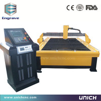Smart and strong enough LXP1325 auto cad plasma cutting machine