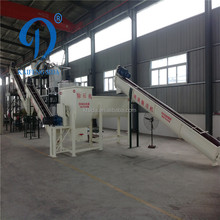 Full automatic high quality sweet potato starch production line with BV certificate