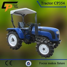 high quality 35hp 4wd front diesel walk behind tractor weight