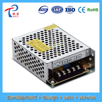 12v ac to dc switching power supply 25w P25-B series