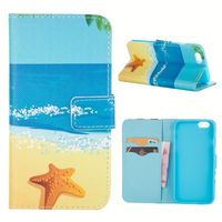Leather Flip Case Cover For Lenovo A5500-Hv