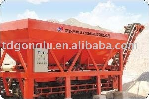 TDSF-0630 Material sieving machine