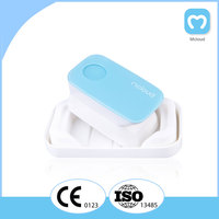 cheap mobile fingertip pulse oximeter with bluetooth wireless