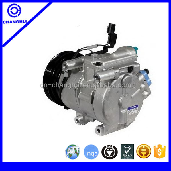 12 volt auto ac compressor fit for 97701-1G000/97701-1G010 977011G000/977011G010 HCC type 6SBU16C RIO/OPTIMA