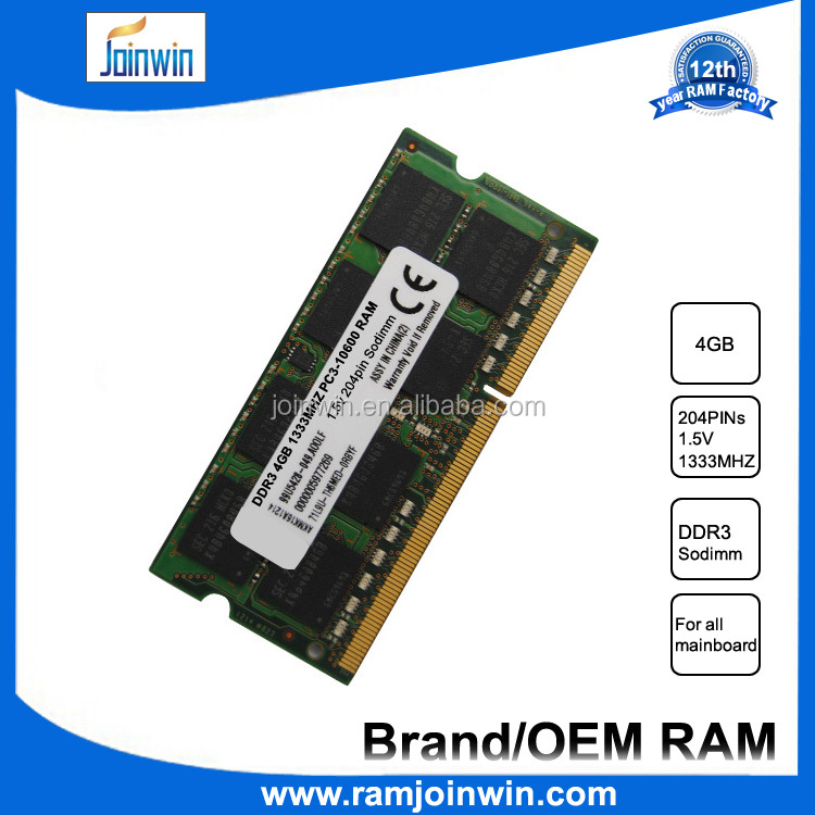 buy computer in china ram ddr3 4gb laptop price