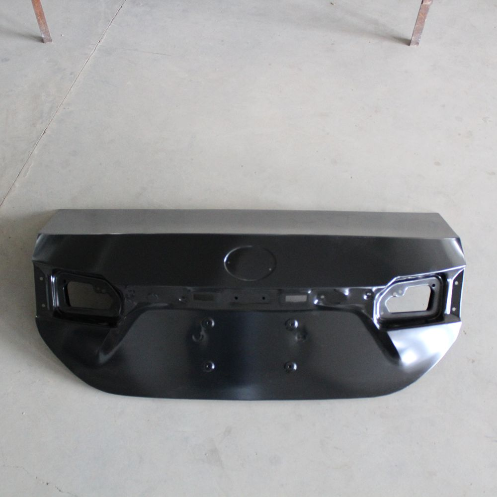 Factory direct sell car accessories shops Auto body spare parts trunk lid for Toyota COROLLA 2014 ZRE182 64401-02D50