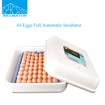 Automatic NLF64 Mini Egg Incubator for NEW