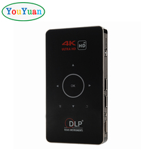 Latest projector mobile phone, DLP Projector accept by Trade assurance /PayPal C6 1G/8G