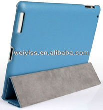 VINTAGE BLUE 7'' Tablet PC Leather Sleeve for iPad mini