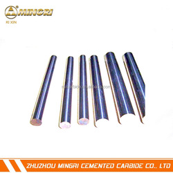 tungsten carbide rods for machining steel high quality 100% raw material