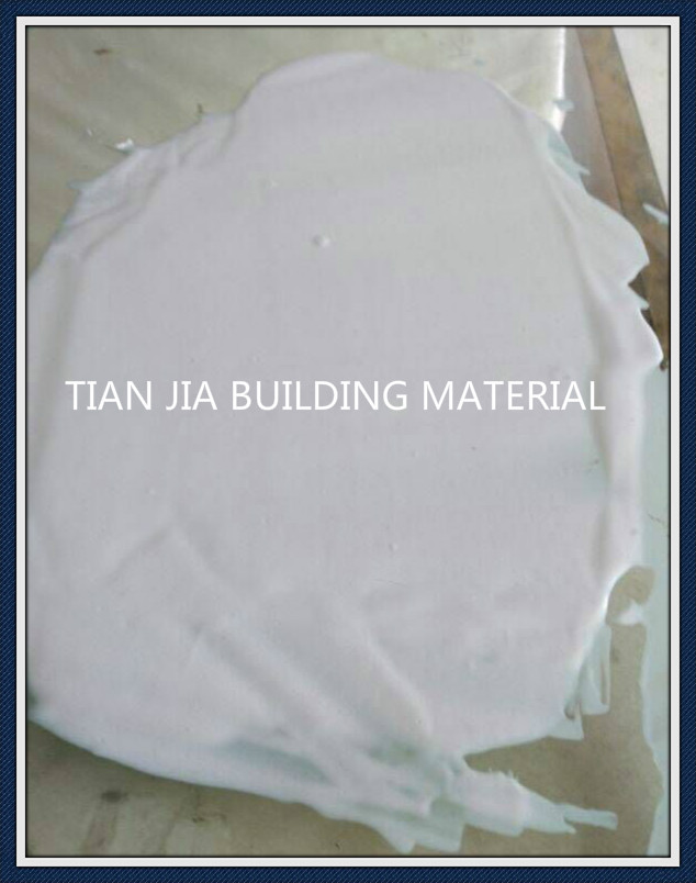 Stable Weather Resistant Ability Green Polyurethane Waterproof Paint