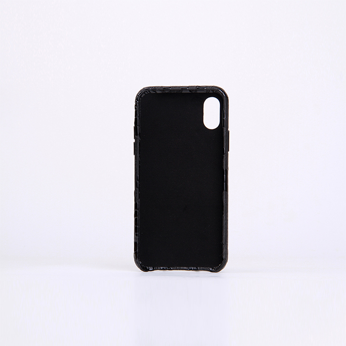 Custom Color Genuine Cow Leather Mobile Phone Case From China