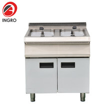 Stainless Steel Commercial Kitchen Living Deep Fryer/Commercial Donut Fryer/Kfc Deep Fryer Machine