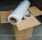 China Soft Clear Transparent Thermosensitive Membrane / Plastic Laminating Roll for Sticker