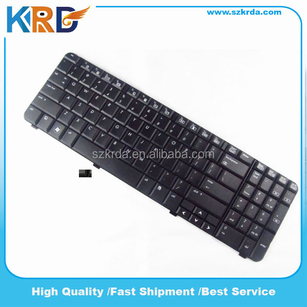 Wholesale for HP laptop keyboard CQ61 G61 keyboard layout US,UK,SP,LA,RU,IT,FR,BR,TR