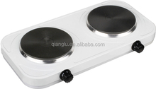 double two burner electric hot plate,electric stove,cooker