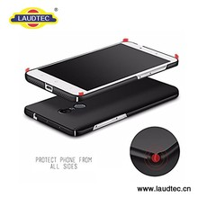 Nice hand feeling rugged slim case for Redmi note 4