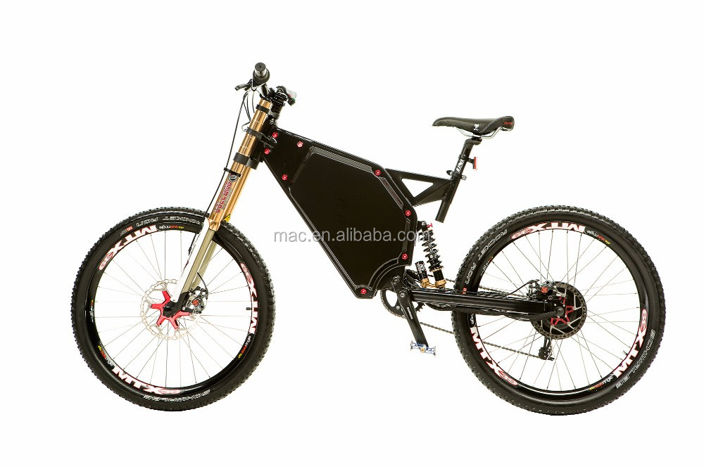 MAC motor bicycle kit , converse pedal kbike to ebike 48v 1000watt