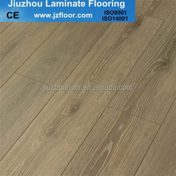 Amecia Style Rustic <strong>Oak</strong> HDF Laminate Flooring