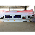 MF450A CE ISO Automatic Woodworking Edge Banding Machinery