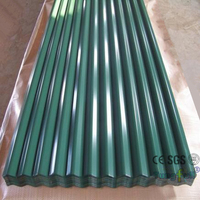 Roofing Price Building Material Color Coated Steel Tiles