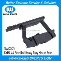 'CYMA Airsoft.gun' AK Side Rail 20mm RAS Scope Sight Heavy Duty Mount Base C39