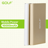 2014 new product dual USB power bank 16000mah/portable battery charger