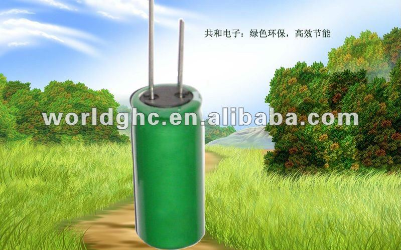 super capacitor specialize for smart water meter
